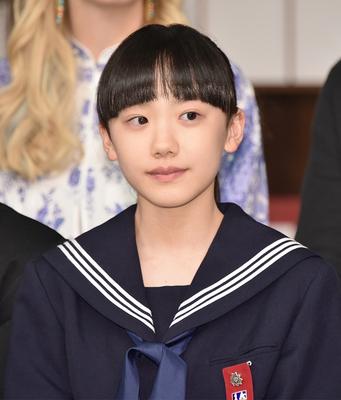 芦田 愛菜 中学