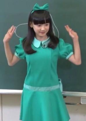 芦田 愛菜 身長